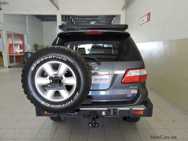 used toyota fortuner 3 0d 4d 4x4 2009 fortuner 3 0d 4d 4x4 for