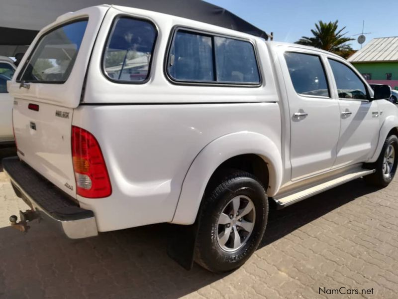 Toyota Hilux 3.0 D-4D 4x4 in Namibia