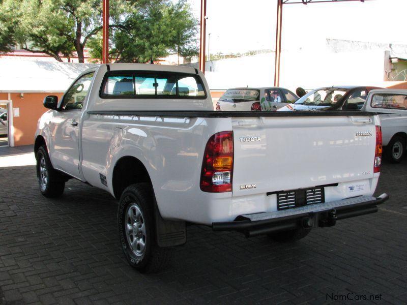 Used Toyota Hilux D4-D | 2009 Hilux D4-D for sale ...