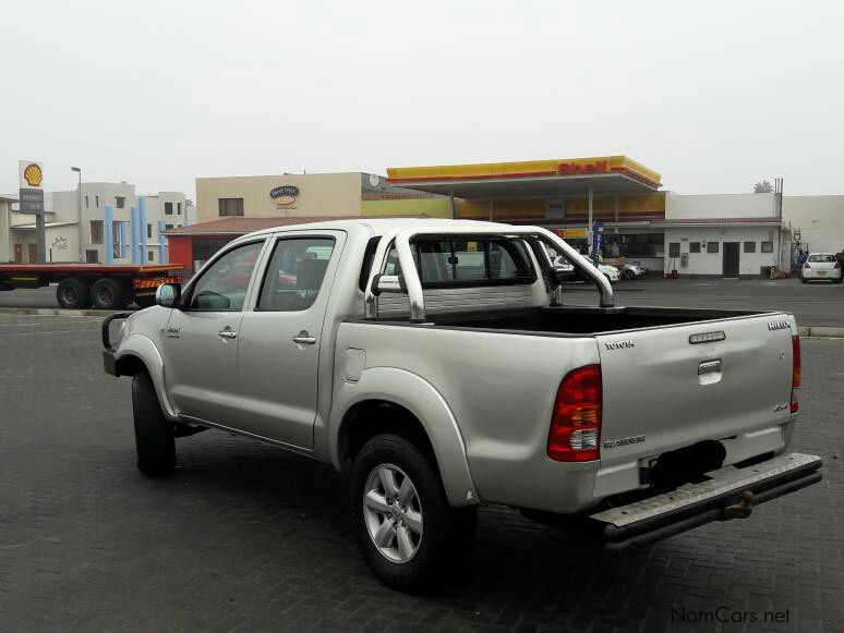 used toyota hilux d4d 4x4 2009 hilux d4d 4x4 for sale okahandja toyota hilux d4d 4x4 sales. Black Bedroom Furniture Sets. Home Design Ideas