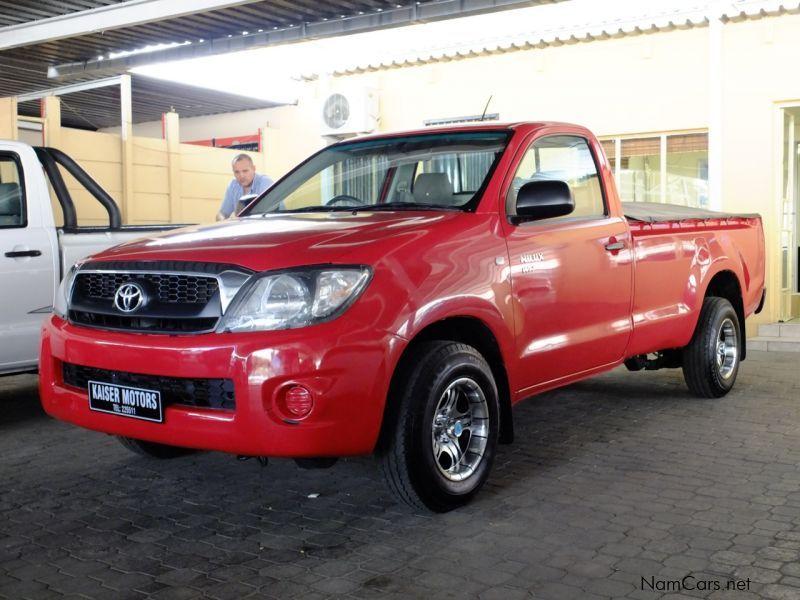 2009 Hilux VVTi For Sale