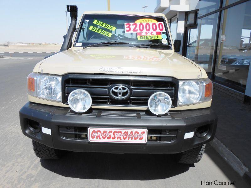 Used Toyota Landcruiser 4.2 P/U S/C 4x4 | 2009 Landcruiser ...
