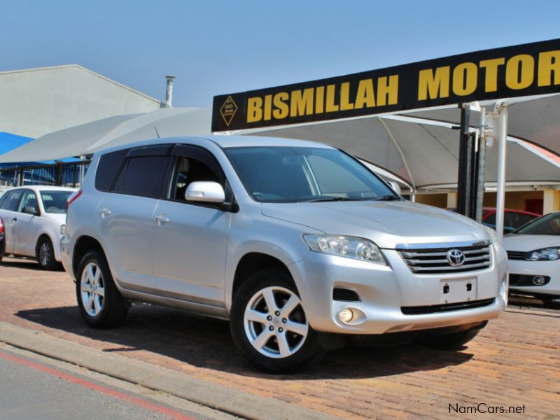 Used Toyota Vanguard | 2009 Vanguard for sale | Windhoek Toyota ...