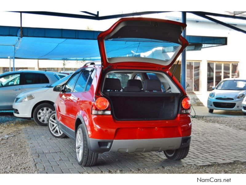 used volkswagen cross polo 1 6 2009 cross polo 1 6 for sale windhoek volkswagen cross polo 1. Black Bedroom Furniture Sets. Home Design Ideas