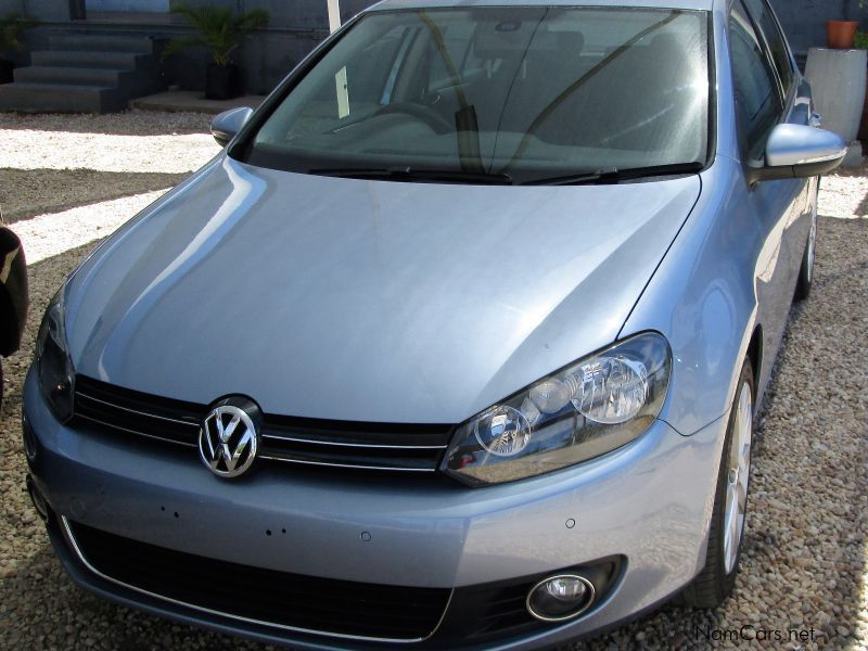 used volkswagen golf 6 1 4 tsi highline 2009 golf 6 1 4 tsi highline for sale windhoek. Black Bedroom Furniture Sets. Home Design Ideas