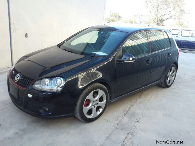 used volkswagen golf 5 gti turbo fsi 2009 golf 5 gti. Black Bedroom Furniture Sets. Home Design Ideas