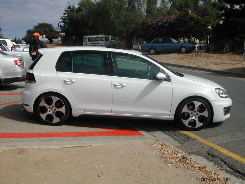 Used Volkswagen Golf 6 GTI | 2009 Golf 6 GTI for sale | Windhoek Volkswagen Golf 6 GTI sales ...