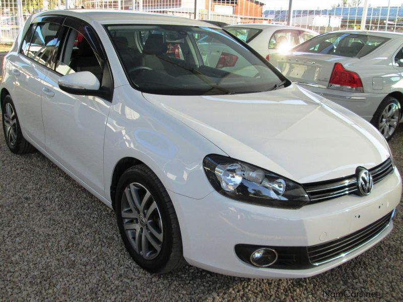 used volkswagen golf vi 1 4 tsi dsg comfortline 2009. Black Bedroom Furniture Sets. Home Design Ideas
