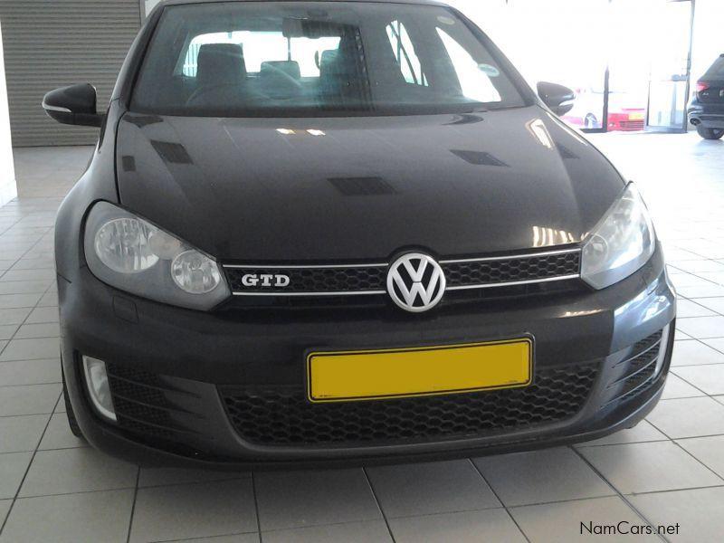 Used Volkswagen Golf Vi GTD DSG | 2009 Golf Vi GTD DSG for