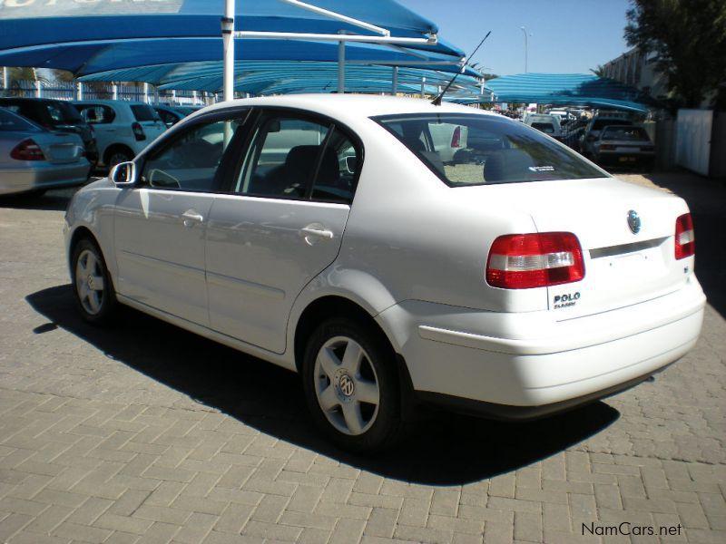 Used Volkswagen Polo Classic 1.6i Comfortline | 2009 Polo ...
