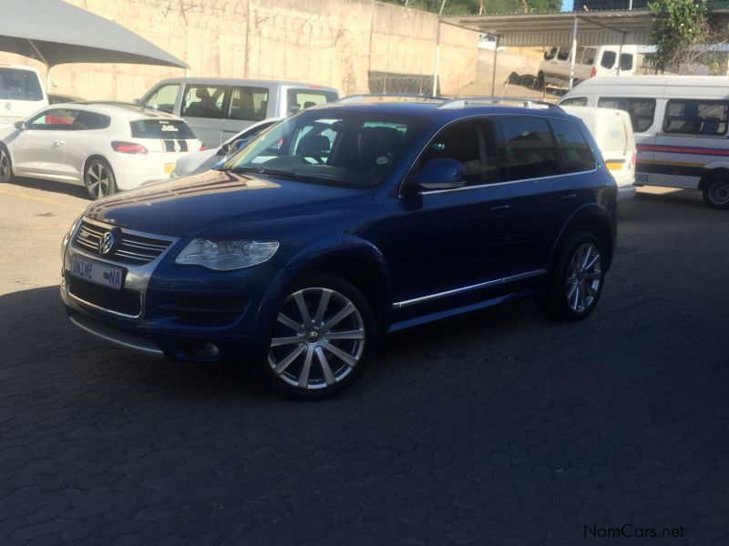 used volkswagen touareg r50 2009 touareg r50 for sale. Black Bedroom Furniture Sets. Home Design Ideas