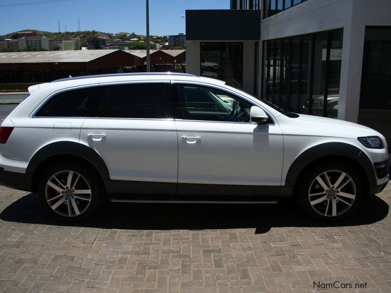 used audi q7 4 2 tdi v8 quattro 2010 q7 4 2 tdi v8 quattro for sale windhoek audi q7 4 2 tdi. Black Bedroom Furniture Sets. Home Design Ideas