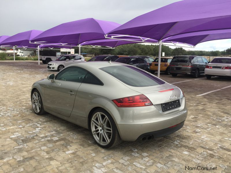 used audi tt 2 0 tfsi s tronic 2010 tt 2 0 tfsi s tronic. Black Bedroom Furniture Sets. Home Design Ideas