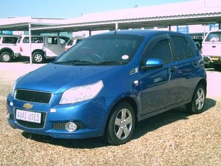 Used Chevrolet Aveo 16 L 2010 Aveo 16 L For Sale Windhoek