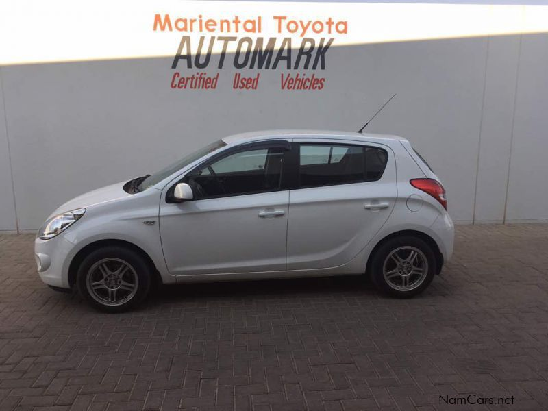 Used Hyundai I20 1 6 Hatch Back 2010 I20 1 6 Hatch Back