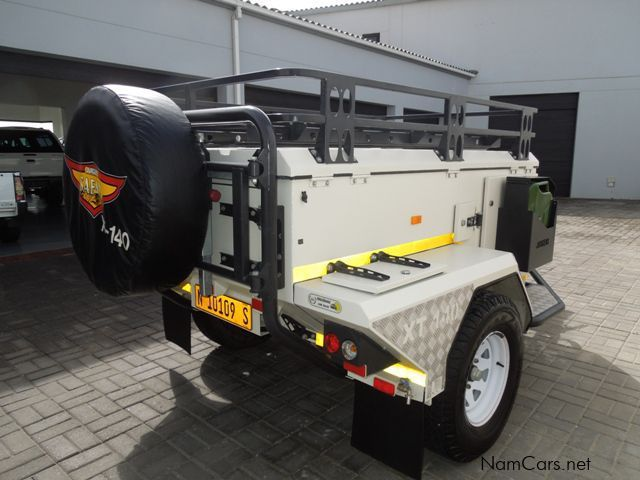 Off Road Trailers For Sale Used >> Used Jurgens Xt140 Off Road Trailer 2010 Xt140 Off Road Trailer