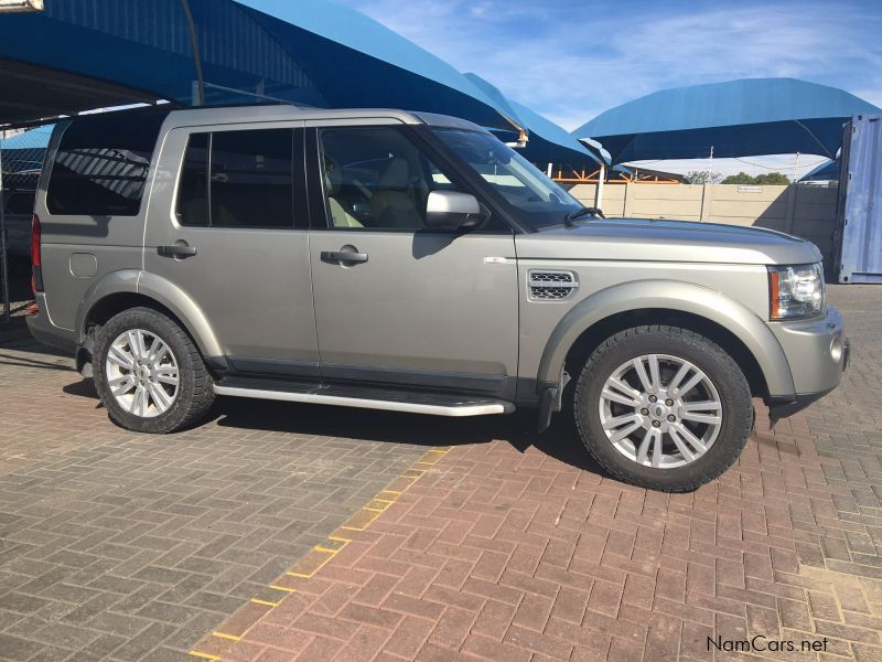 Used Land Rover Discovery 4 3 0 Tdv6 Hse 2010 Discovery