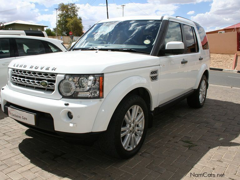 Used Land Rover Discovery 4 Second Hand Land Rover
