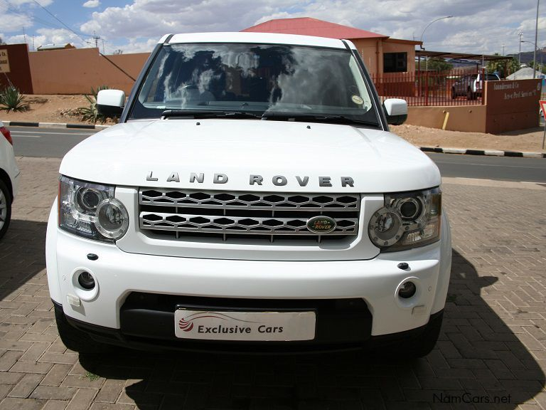 Used Land Rover Discovery 4 3 0 Tdv6 Hse Special 2010