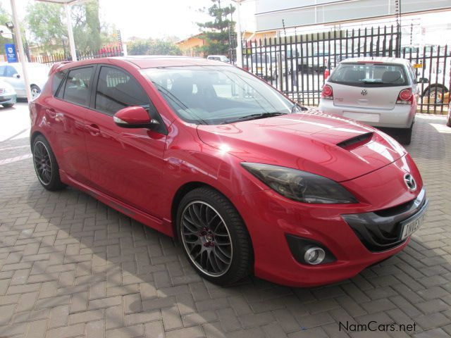 Used Mazda 3 MPS | 2010 3 MPS for sale | Windhoek Mazda 3 MPS sales ...