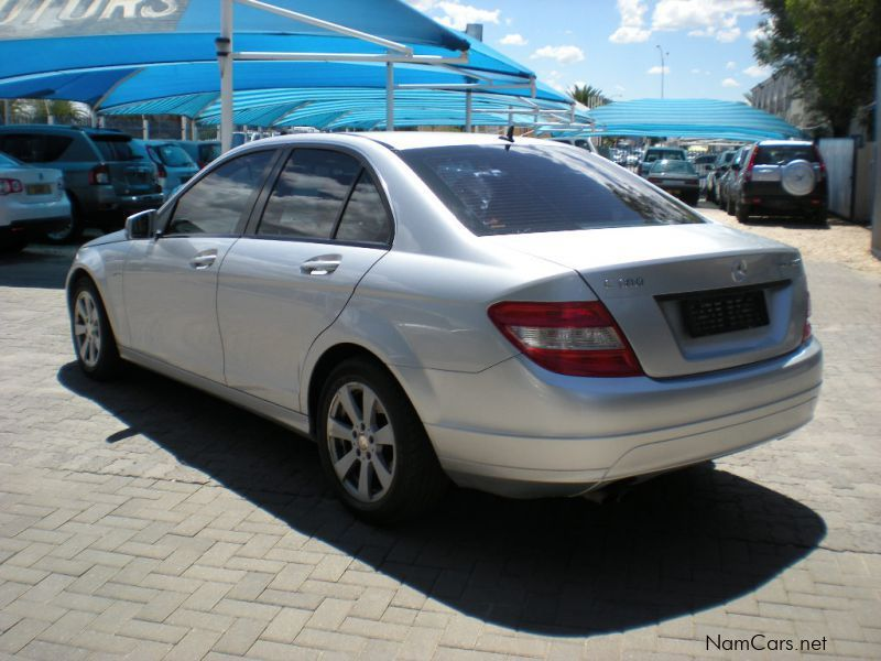 Used mercedes benz c180k be auto 2010 c180k be auto for for Mercedes benz used vehicles