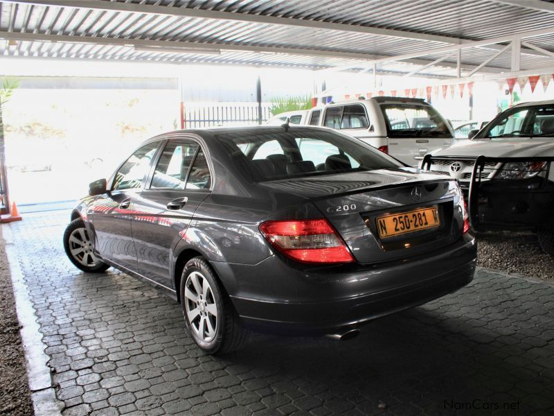 Used mercedes benz c200 cgi 2010 c200 cgi for sale for Mercedes benz c200