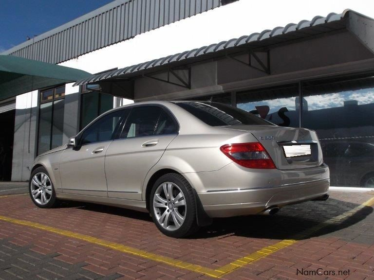 Used mercedes benz c300 avantgarde a t 2010 c300 for Mercedes benz used vehicles
