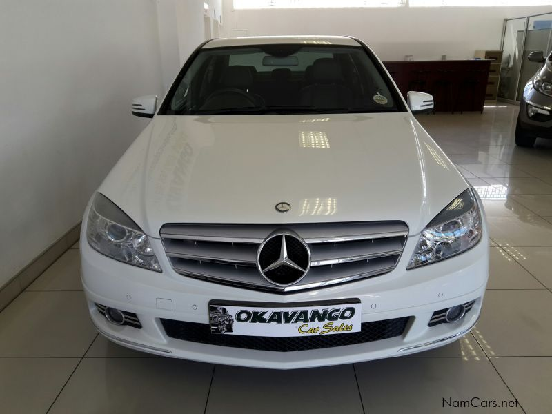 Used Mercedes Benz C300 Avantgarde A T 2010 C300 Avantgarde A T For Sale Windhoek Mercedes