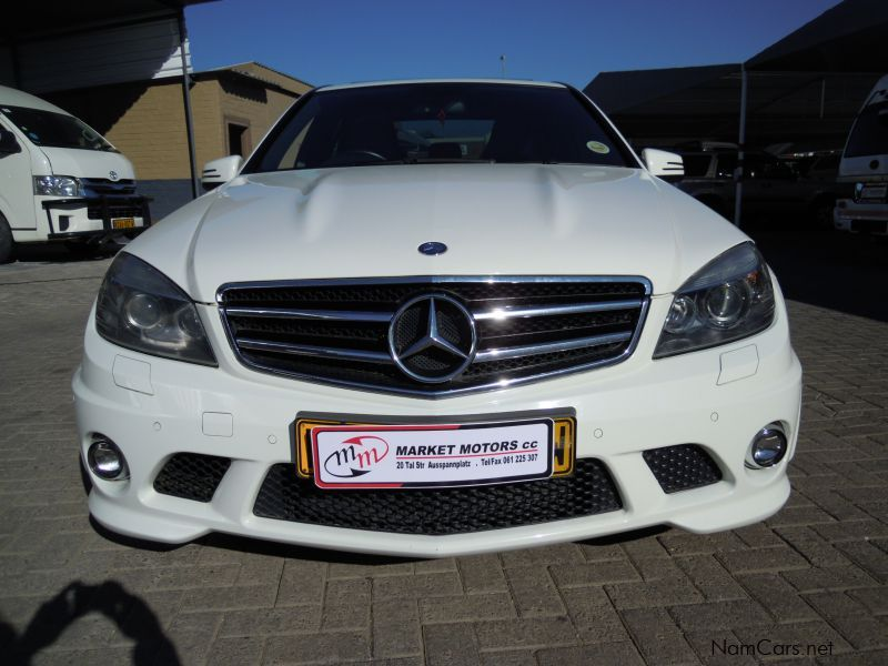 Used mercedes benz c63 amg 2010 c63 amg for sale for Used mercedes benz amg for sale