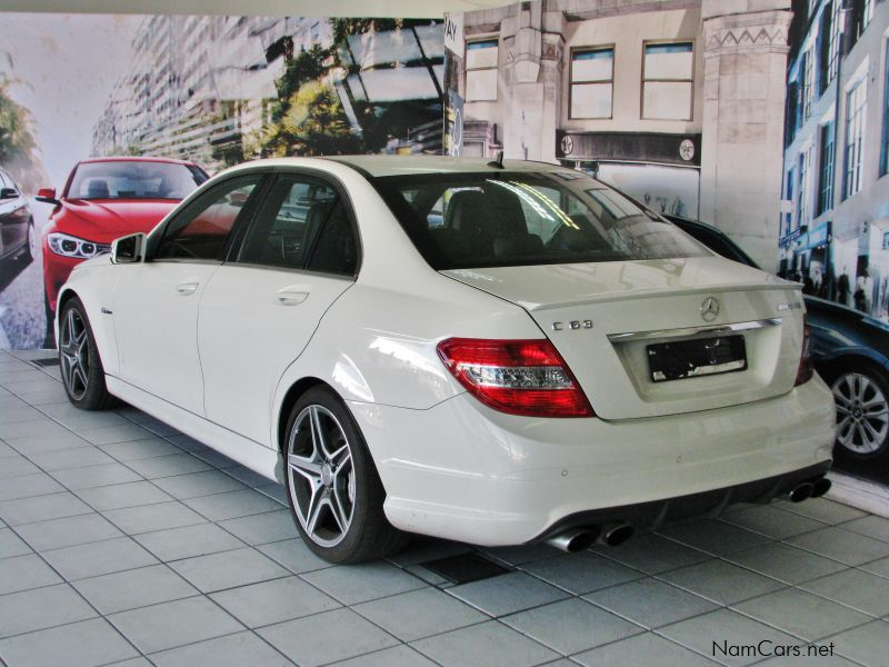 Used mercedes benz c63 amg 2010 c63 amg for sale for Mercedes benz of greensboro used cars