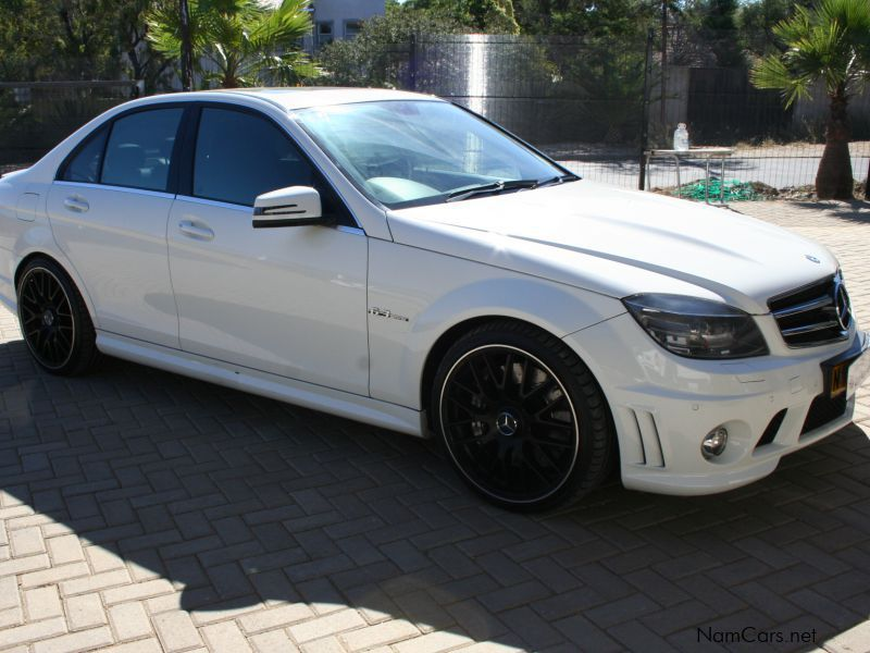 Used mercedes benz c63 amg a t local 2010 c63 amg a t for Mercedes benz used cars for sale