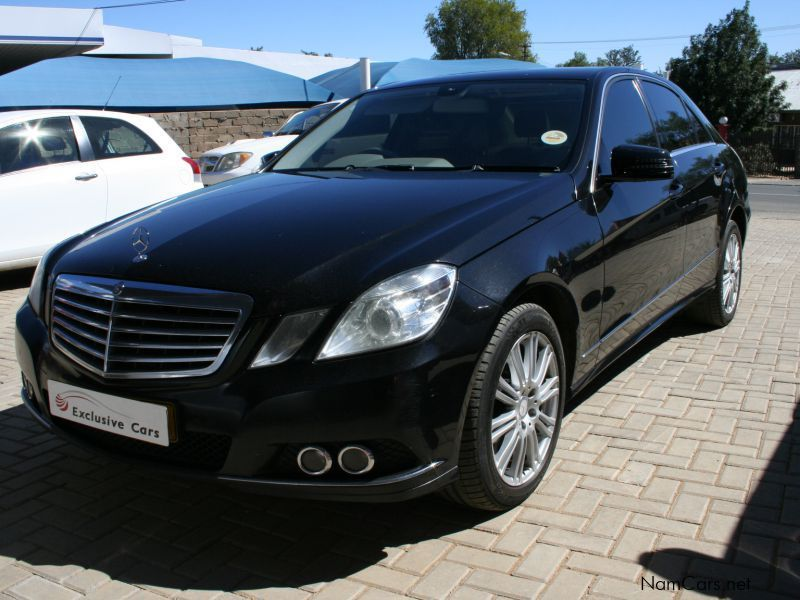 Used mercedes benz e 300 elegance local a t 2010 e for Local mercedes benz dealer
