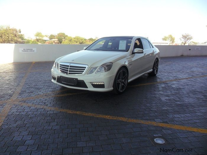 Used mercedes benz e63 amg a t 2010 e63 amg a t for sale for Mercedes benz e63 for sale