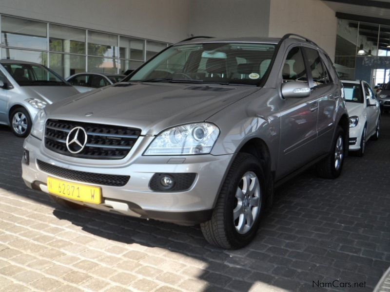Used mercedes benz ml500 2010 ml500 for sale windhoek for Mercedes benz ml500 for sale