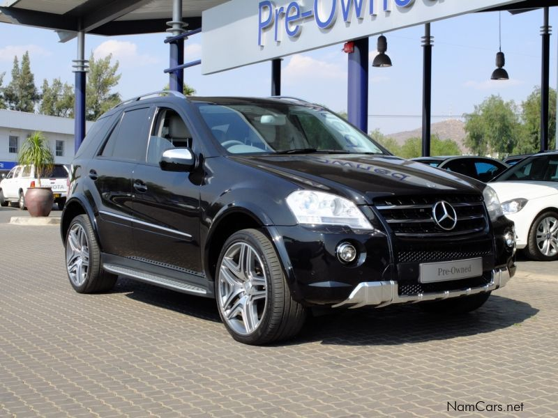 Used Mercedes Benz Ml63 Amg 2010 Ml63 Amg For Sale Windhoek