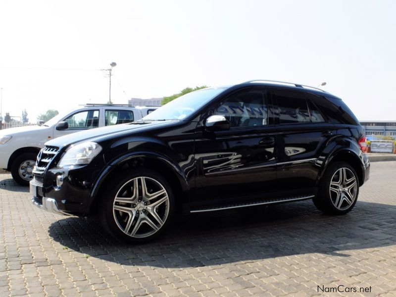used mercedes benz ml63 amg 2010 ml63 amg for sale