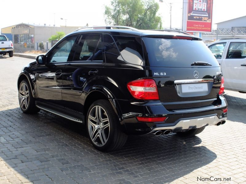 Used mercedes benz ml63 amg 2010 ml63 amg for sale windhoek mercedes benz ml63 amg sales