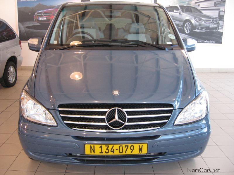 used mercedes benz viano 3 0 cdi v6 2010 viano 3 0 cdi. Black Bedroom Furniture Sets. Home Design Ideas