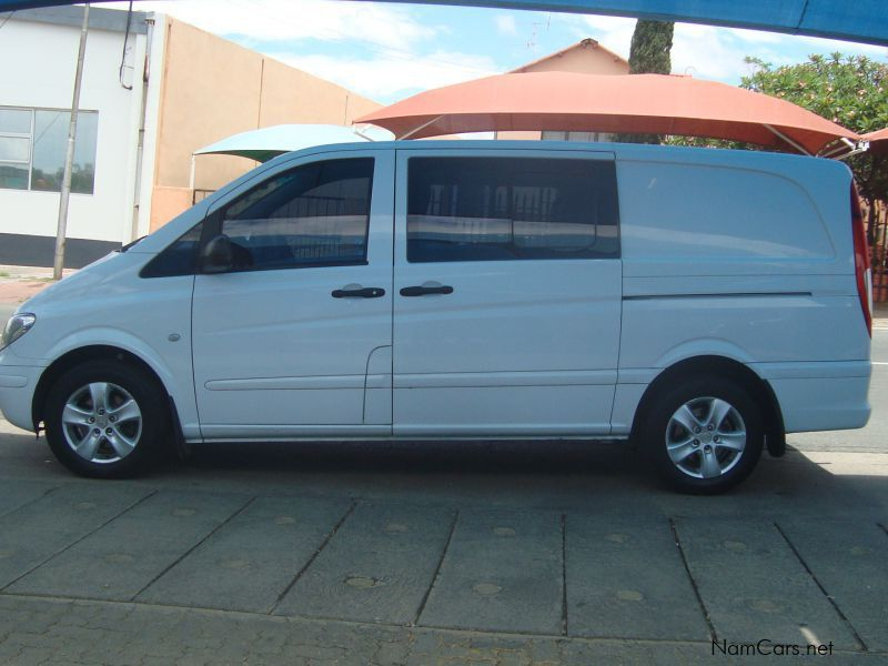 used mercedes benz vito 115 cdi crew bus 2010 vito 115 cdi crew bus for sale windhoek. Black Bedroom Furniture Sets. Home Design Ideas
