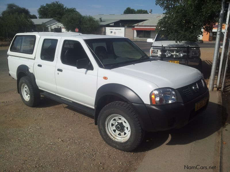 2010 Nissan hardbody 3 2 Diesel 4x4 car Photos - Manual