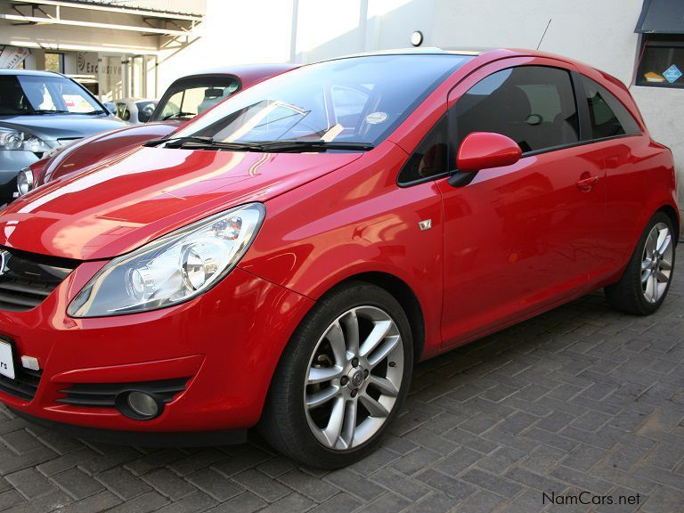 used opel corsa 1 4 sport 3 door 2010 corsa 1 4 sport 3 door for sale windhoek opel corsa 1. Black Bedroom Furniture Sets. Home Design Ideas