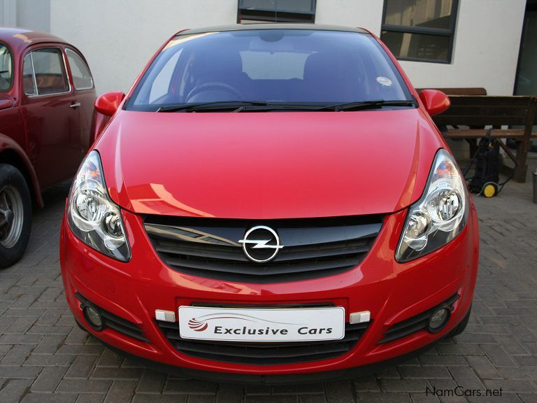 used opel corsa 1 4 sport 3 door 2010 corsa 1 4 sport 3. Black Bedroom Furniture Sets. Home Design Ideas