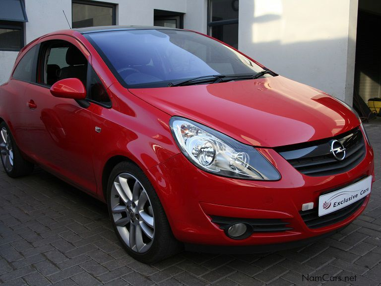 Used Opel Corsa 1 4 Sport 3 Door 2010 Corsa 1 4 Sport 3
