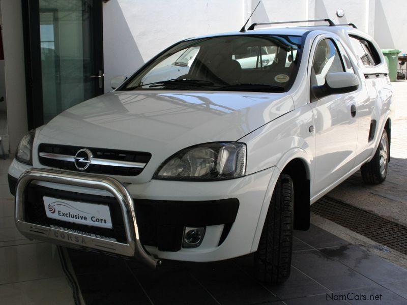 Opel Corsa Utility 1.8i Club u0026 Canopyin Namibia ... & Used Opel Corsa Utility 1.8i Club u0026 Canopy | 2010 Corsa Utility ...