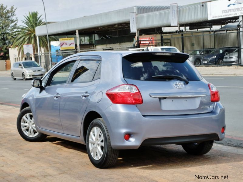 used toyota auris 2010 auris for sale windhoek toyota. Black Bedroom Furniture Sets. Home Design Ideas