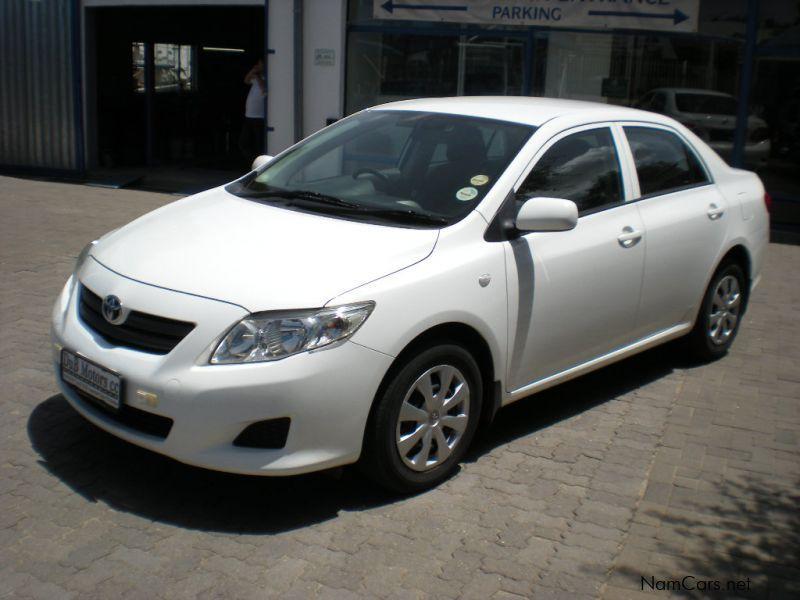 Used Toyota Corolla 1 6i Professional 2010 Corolla 1 6i