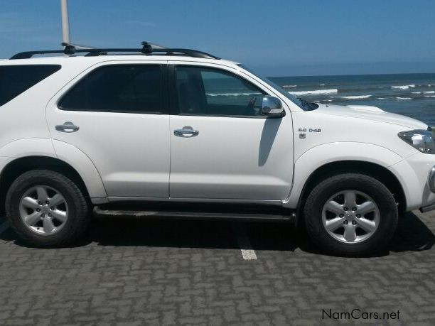 Used Toyota Fortuner 3 0 D 4d 4x4 Manual 2010 Fortuner 3 0 D 4d 4x4 Manual For Sale