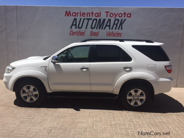 Used Toyota Fortuner 4x4 MT   2010 Fortuner 4x4 MT for sale