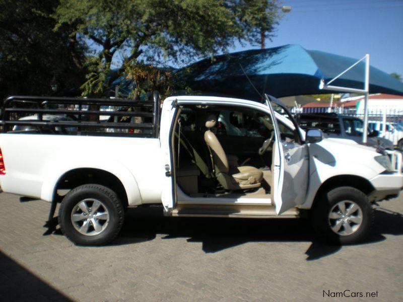Used Toyota Hilux 3 0 D4d 4x4 Smart Cab Vigo 2010 Hilux