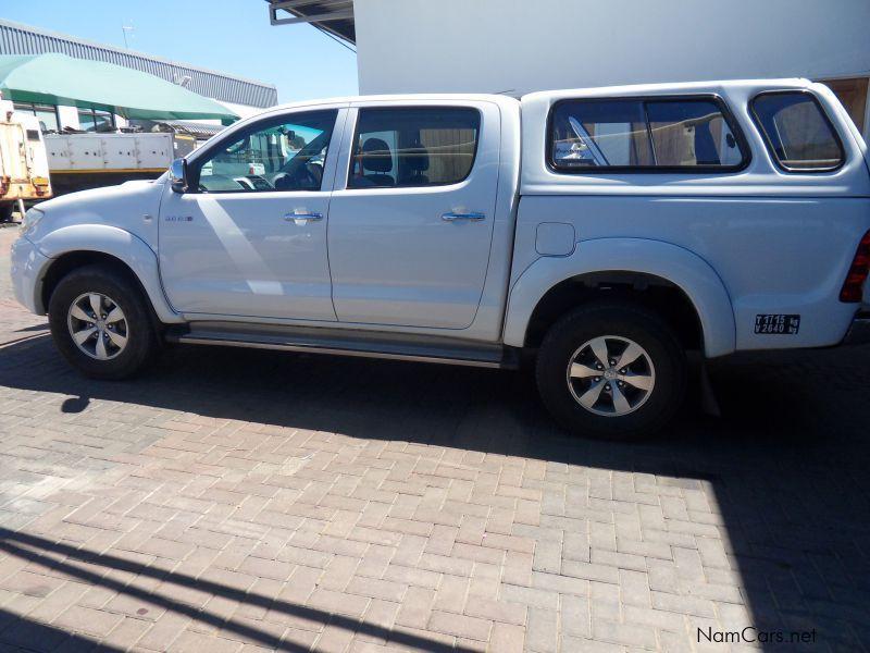 Used Toyota Hilux 3 0 D4d R B A T 2010 Hilux 3 0 D4d R B
